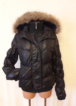 Натуральная уховая куртка фирмы snow beauty p. 10/38