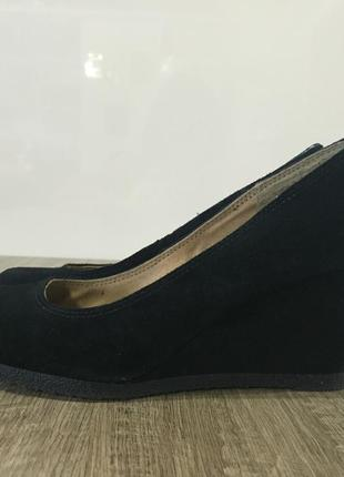 Замшевые туфли gorgeous .