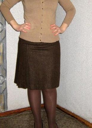 Теплая юбка sela, размер 36,  укр. 44