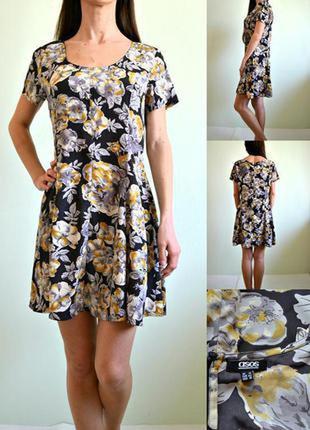 Лёгкое базовое платье