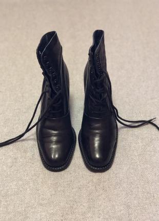 Сногсшибательные ботильоны ботинки полусапожки betty barclay