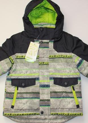 В наличии зимняя термо куртка для мальчиков, rodeo, c&a, германия