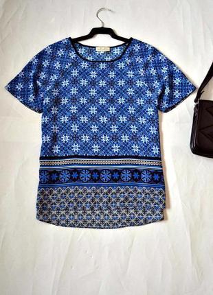 Блуза свободного кроя s ( подойдет и на м)