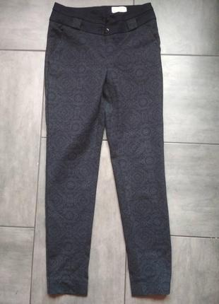 Тёплые класичные брюки