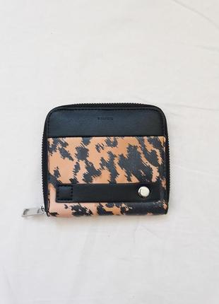 Новый вместительный модный кошелёк с принтом animal parfois, хит сезона