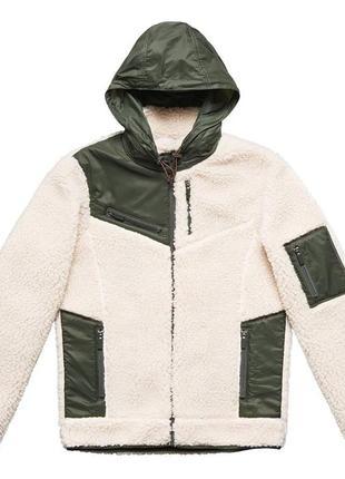 Мужская флисовая куртка erdem x h&m