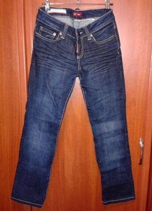 Темно-синие джинсы a.m.n jeans madness (оригинал)