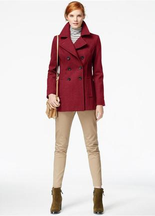 Фирменное пальто tommy hilfiger, размер м