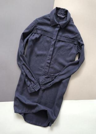 Платье-рубашка marks&spencer