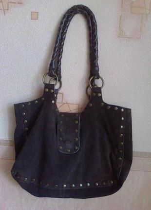 890d7dfd2a2b Замшевые сумки-мешки 2019 - купить недорого вещи в интернет-магазине ...