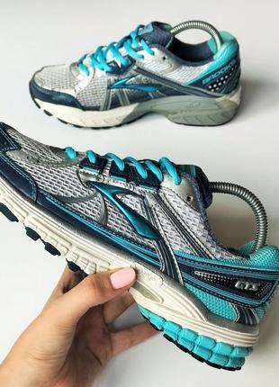 Спортивные кроссовки brooks adrenaline gts 13 original женские беговые 40