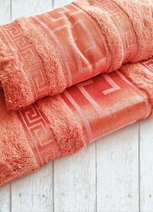 Набор бамбуковых полотенец турция