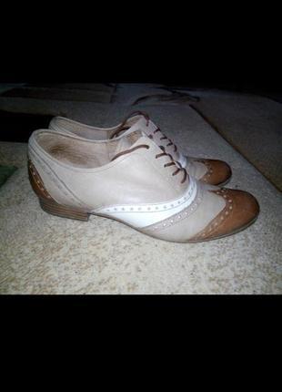 Туфли marco tozzi р. 38