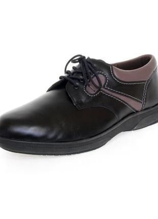 Кожаные туфли solor soft air - германия.