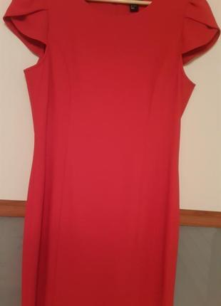 Платье h&m облегающего силуэта.