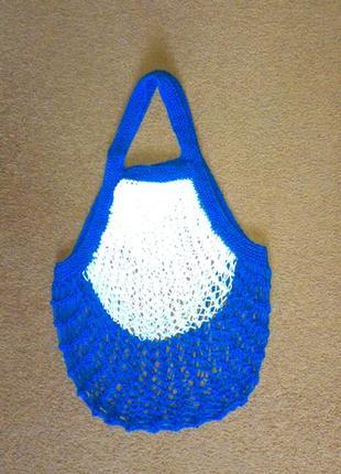 Модная сумка авоська сетка