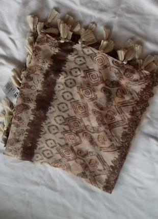 Платок шарф h&m