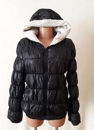 Демисезонная куртка фирмы even & odd ( германия ) размер 10/38 . в очень