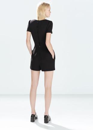 Zara ромпер комбінезон сукня
