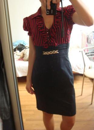Phardi стильное красивое платье т 40 размер