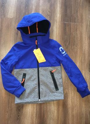 Куртка-вітровка на зріст 134см