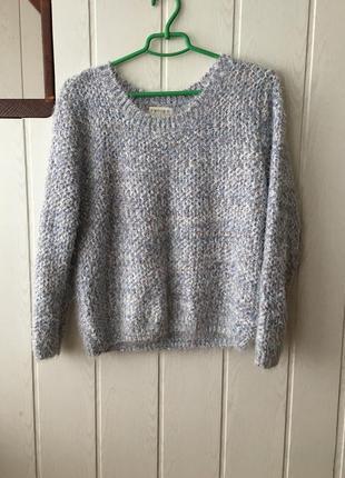 Мягкий свитер / кофта от  marks&spencer