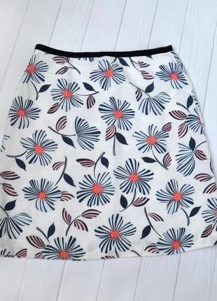 Льняная юбка principles, размер 36
