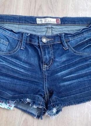 Джинсові шорти/джинсовые шорты