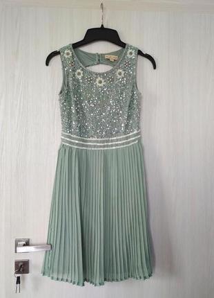 Платье вязанное размер 48-50 Frock and Frill cc6dfa80196ac