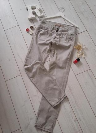 Freeman t.porter  стильные брюки джинсы американский бренд...#00301