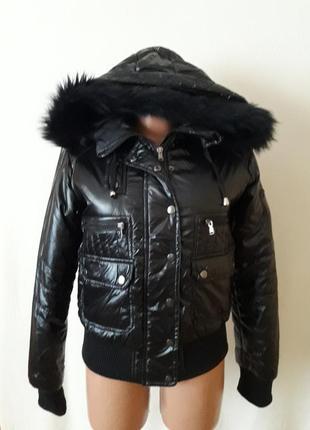 Стильная короткая деми куртка фирмы veet rege p. 10/38