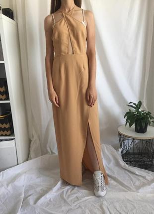 Актуальное стильное платье missguided