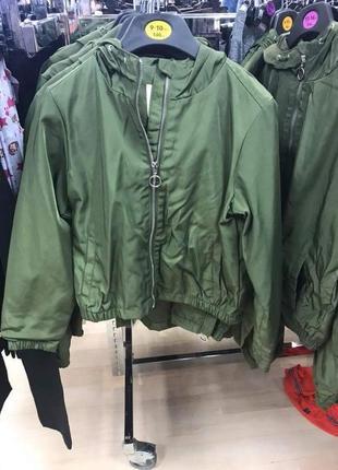 Курточка вітрівка