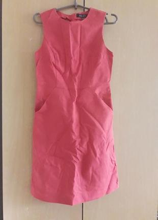 Крутое платье футляр миди