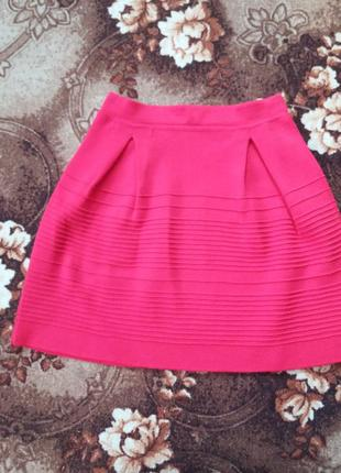Класна трикотажна юбка