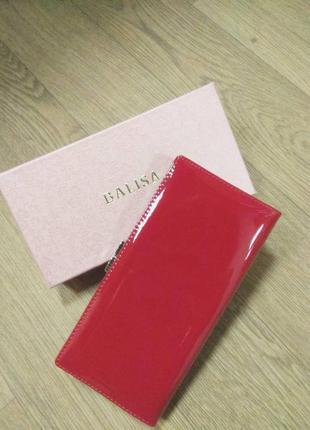Женский кошелек balisa с87201-002 red (красный)4