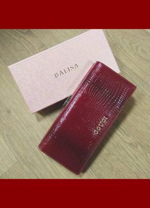 Женский кошелек balisa с87201-002 red (красный)