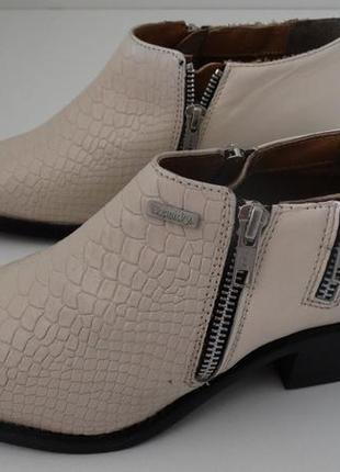 Туфли super dry англия натуральная кожа