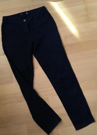Штаны брюки чёрные longchamp