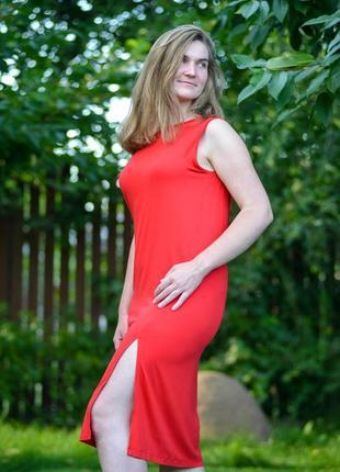 Сукня olak з асиметричним розрізом