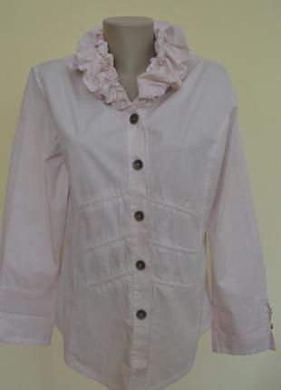 Шикарная итальянская блуза бренд класса люкс