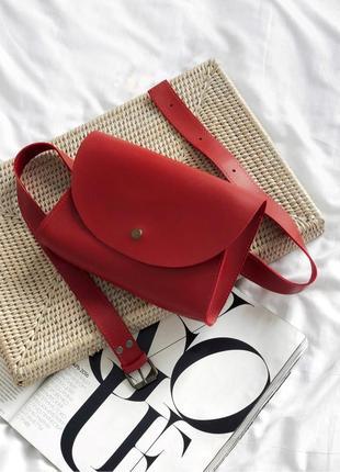 Поясная сумка-клатч