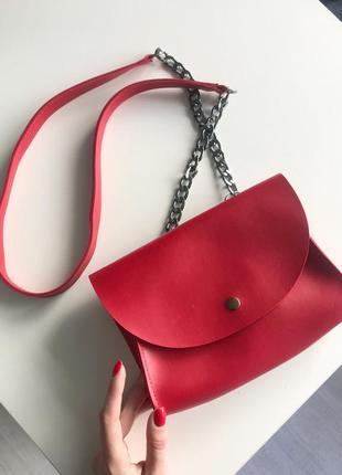 Поясная сумка-клатч4 фото