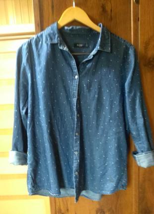Крутая рубашка из colin's