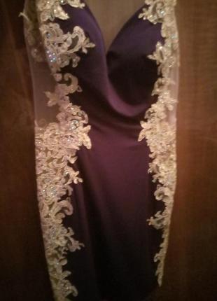 Платье коктейльное вечернее jovani jvn4
