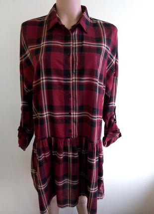 Платье-рубашка new look p.xl (14)
