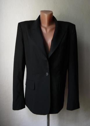 Классический шерстяной пиджак