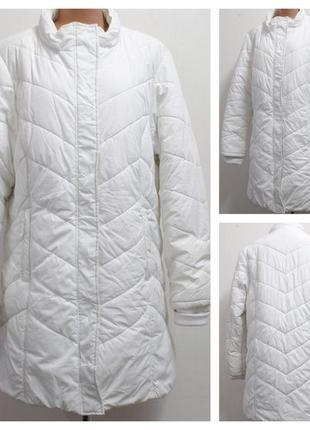 16/7  зимнее женское пальто casual размер 54 (xxl) нуждается в стирке.