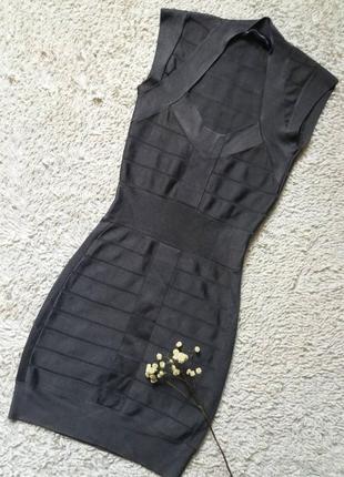 Бандажное платье french connection
