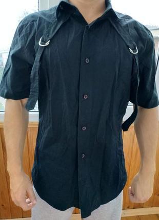 Сорочка з коротким рукавом icberg